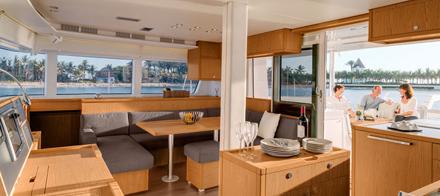 Gone With The Wind - 51ft Lagoon 500 Katamaran Jacht