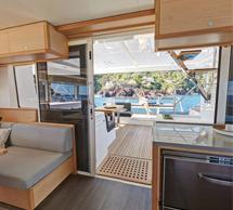 Kiwi Pryde - 51ft Lagoon 500 Catamaran Yacht