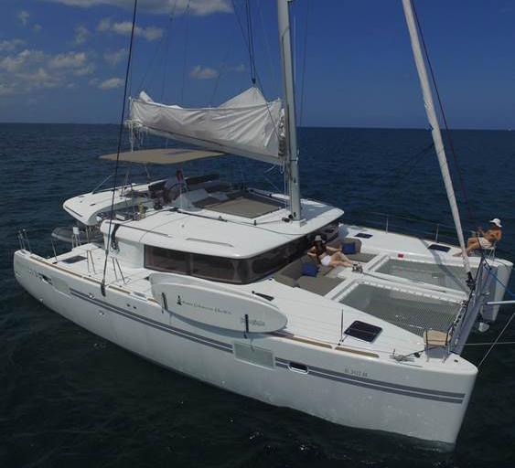 Samoru 1 - 450F LAGOON Katamaran Yacht