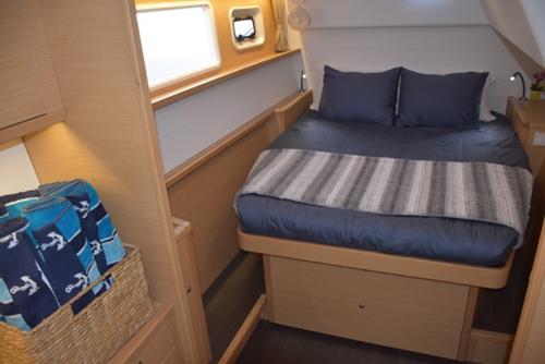 Samoru 1 450F LAGOON Katamaran - Master Cabin