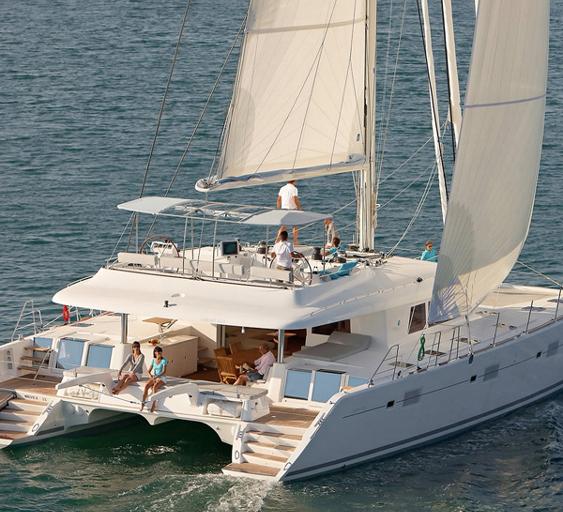 The Amazing - 62ft Lagoon 620 Katamaran Segelyacht